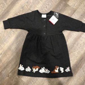 🆕NWT Hanna Andersson Size 110 Dress🆕